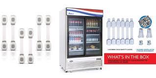 top 6 best refrigerator lock sliding doors limited mcf8709 wall seat industrial best car accessories