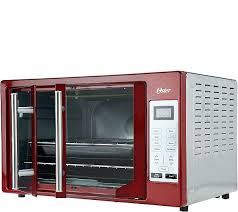 oster xl digital countertop oven with french doors digital convection oven w french doors recipe book