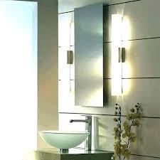 Image Modern Bathroom Vanity Mirror Francescalaiinfo Bathroom Side Lights Emilyhughes