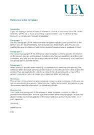 Reference Letter Template From Employer Advmobile Info