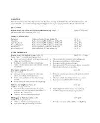 College Student Resumes Fascinating Resume Objectives Examples For College Students Great Summary Good