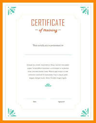 Professional Certificates Templates Manual Handling Certificate Template Professional Certificate