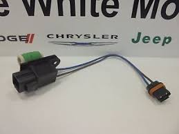 09 16 challenger charger 300 new radiator fan motor wiring harness Fan Motor Wiring Diagram image is loading 09 16 challenger charger 300 new radiator fan