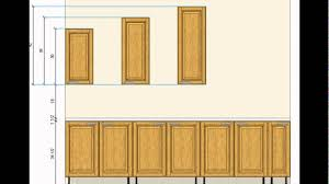 Standard Kitchen Cabinet Height What Is The Normal Height For Kitchen Cabinets