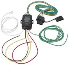 trailer wiring recommendation for a 2003 mazda tribute etrailer com hopkins tail light converter kit 4 way flat connector led compatible