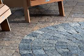 stamped concrete finish poured concrete patio natural looking t90 patio