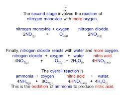 71 nitrogen monoxide oxygen dynamic equilibrium le clier s principle ppt interpreting chemical equations