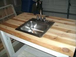backyard gear water station plus outdoor sink backyard backyard gear wc100 water station with outdoor sink