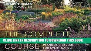 Garden Design Courses Online Beauteous PDF] Complete Planting Design Course Plans And Styles For Every