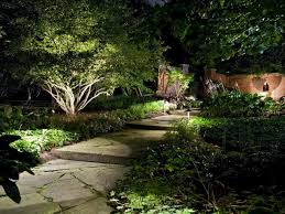 ideas for garden lighting. Incredible How To Illuminate Your Yard With Landscape Lighting Picture Of Diy Garden Ideas Trend And For D