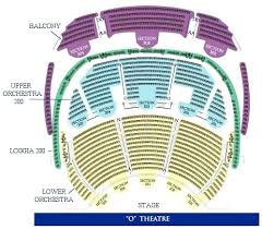 Cirque Du Soleil Mystere Seating Chart Mystere Seating Map Linberta Info