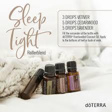 sleep tight diy doterra recipe