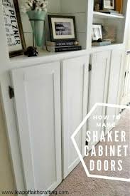 how to make shaker cabinet doors. Make Shaker Cabinet Doors Without A Router How To N