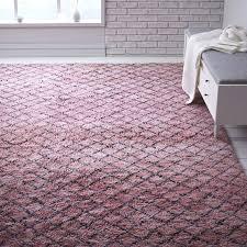 interior watercolor trellis wool rug sorbet west elm unusual carpets flawless 9 west