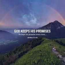 Image Result For God Keeps His Promises Bible Verse MY Quotes Simple Promise Bible Verses