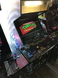 Ninja Turtles Arcade Cabinet Fs Game Turtles In Time Arcade Now 1250 Klov Vaps Coin Op