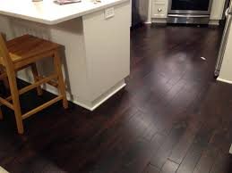 Solid Wood Floor In Kitchen Acacia Asian Walnut Mocha Plank Hardwood Flooring Prefinished