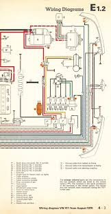 thesamba com type 4 wiring diagrams 1971