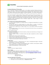 Cover Letter Wallpaper Investment Banking Resume Template And On