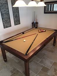 Convertible Dining Pool Table