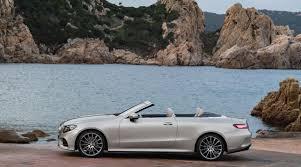 Mercedes-Benz E-Class Cabriolet: Open for intense pleasure.