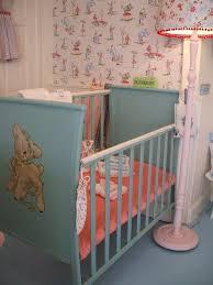 1950\u0027s Nursery.....Loving That Vintage Lambie On The Crib  B