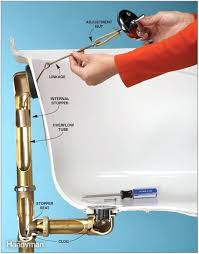 bathtub design bathtub stopper stuck parts drains repair tub drain removal tool everythingbeauty info plug