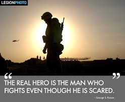 Hero Quotes Amazing Popular World War Quotes About The Real Hero Is The Man Golfian