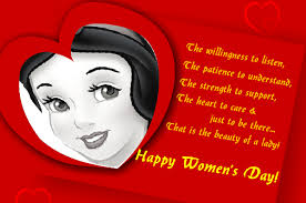 Women's Day Quotes Adorable Happy Women's Day 48 Images Inspiring Quotes Wishes And