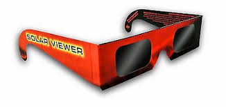 Solar <b>Eclipse</b> Glasses Sun Shades Thousand Oaks Optical Black ...