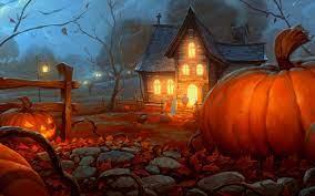 Beautiful Halloween Desktop Wallpaper ...