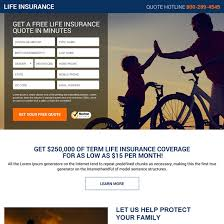 Best Life Insurance Quote converting life insurance landing page design to boost your conversions 75
