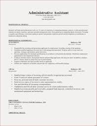 Administrative Assistant Skills Resume Resume Examples With