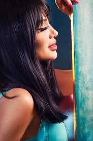 اجمل تسريحات شعر مايا دياب العصرية هذا العام مجلة هي