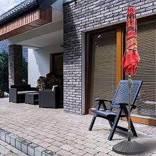 outdoor umbrella stands example