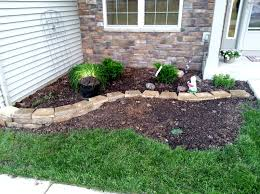 Landscaping Ideas Front Yard Corner The Garden Inspirations
