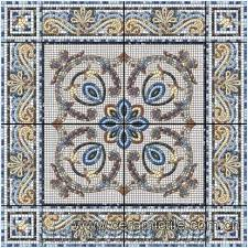 ceramic tile art patterns. Plain Ceramic Art Floor Tile Patterns Ceramic Patterns Intended U