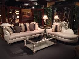 Benettis Italia Montecito Sofa  Chaise Lounge Set - Chaise lounge living room furniture