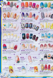 nail art, japanese, july, magazine | nail art | Pinterest | Kawaii ...