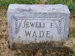 Jewell F Wade (1891-1960) - Find A Grave Memorial