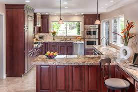 Typhoon Bordeaux Granite Kitchen Typhoon Bordeaux Granite Natures Piece Of Art In A Kitchen