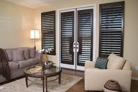 wood door blinds. Wood SHUTTERS Door Blinds L