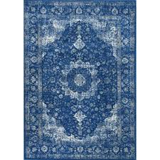 this review is from verona dark blue 5 ft x 7 ft area rug