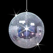 high disco mirror ball decorative party lights mirror disco in disco ball light