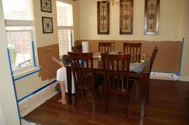 dining room paint color ideas with chair rail b34d about remodel nice home designing inspiration