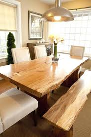 wooden dining room furniture. Live Edge Dining Room Table Incredible Wooden Furniture Best Ideas On .