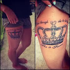 Gemini Queen Tattoo Best Tattoo Design
