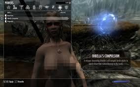 Dibellas Compulsion Nude Spell at Skyrim Special Edition Nexus.