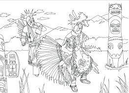Native American Coloring Pages Free Native Coloring Pages Native