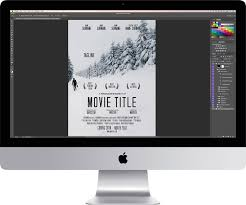 Movie Poster Free Template Download Your Free Movie Poster Template For Photoshop Studiobinder
